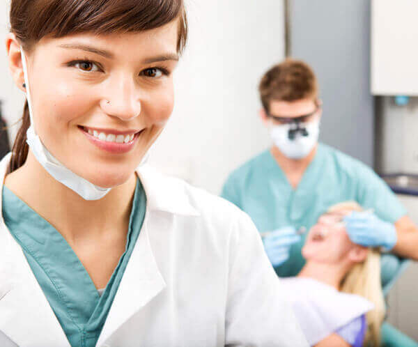 USA trained professional partner dentists